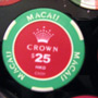 Crown Macau 25HKD Casino Chip