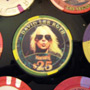 David Lee Roth Harrah's Reno $25 Chip