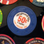 Westward Ho! .50 Casino Chip