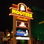 Hooters Marquee