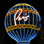 Paris Las Vegas Neon