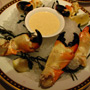 Crab Claws at SW Steakhouse
