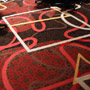 ARIA Poker Room Carpet
