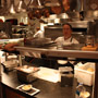 Inside the Kitchen At Lakeside Grill