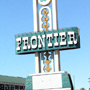 Blank New Frontier Marquee