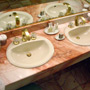 Arabescato Marble Bathroom At Montbleu