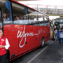 Wynn Macau Red Bus