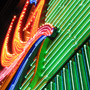 Casa Real Casino Neon Detail