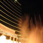 Water and Fire Show at Wynn Macau