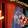 Neon Dice at Binion's