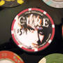 The Cure - Hard Rock Casino Chip