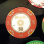 Sands Macao 50HKD Casino Chip